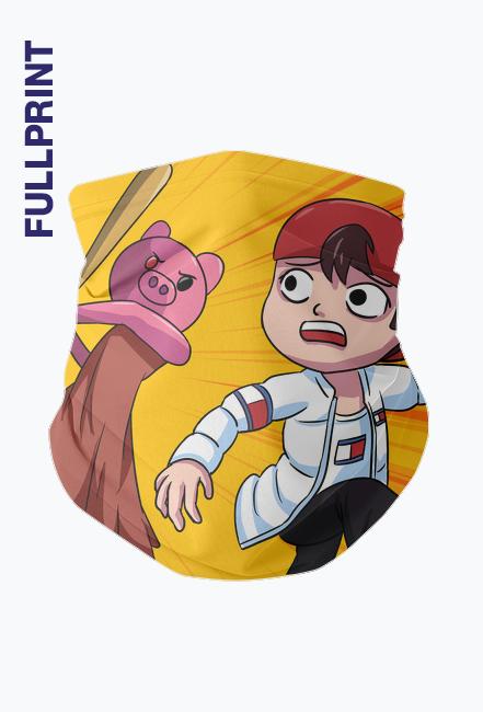 Komin - Piggy goni Juniorsky'iego