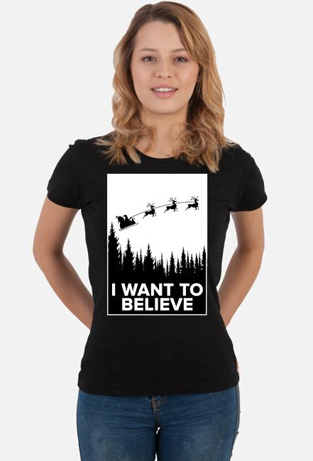 Santa, I Want To Believe