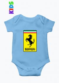 Dziecięce body - Ferrari