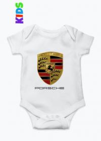 Dziecięce body - Porsche