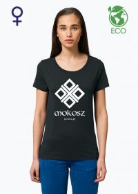 Koszulka Eco czarna - Mokosz