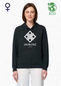 Bluza kaptur Eco czarna - Mokosz