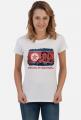 Koszulka Bestia ze wschodu Kim Dzong Un damska