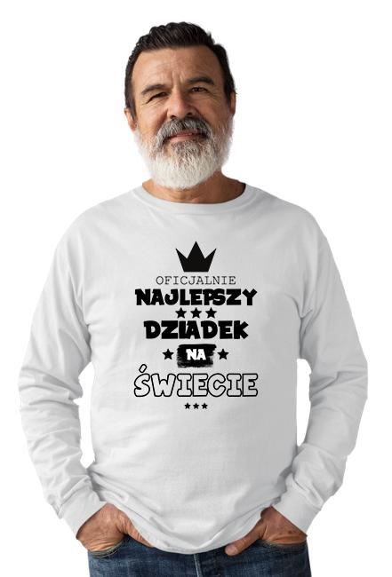 Bluza - Najlepszy Dziadek (Prezent na Dzień Dziadka)