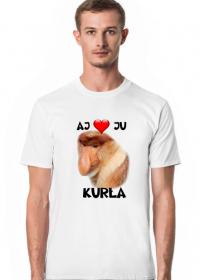 Koszulka - Aj lof ju