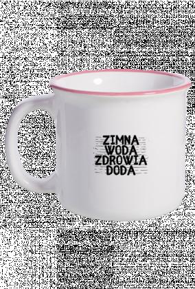 Garnuszek na herbatę - zimna woda