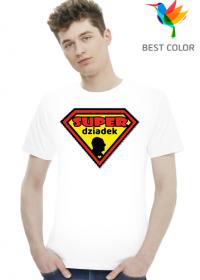 Koszulka SUPER dziadek