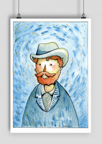 Plakat Vincent van Gogh