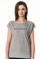 panna teatralna - damska koszulka