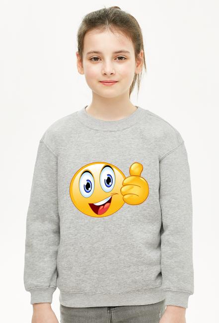 Bluza Dziecięca Unisex Buźka1