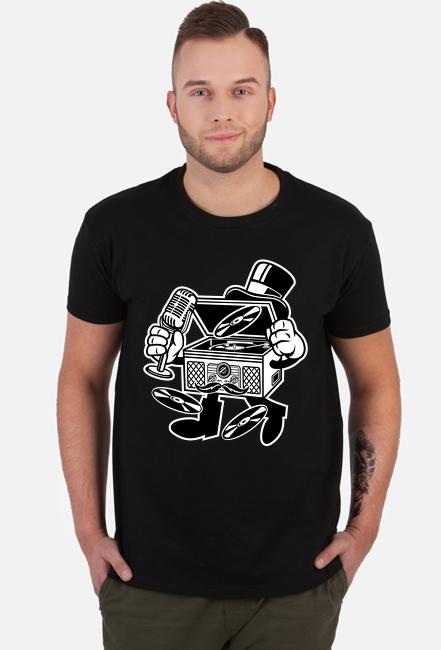 iMaSz Koszulka Pan Gramofon #1