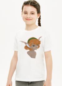 Manga Koszulka dziewczęca