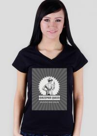 DIAZEPAM DEALER - koszulka w serek damska