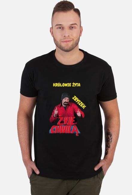 Koszulka - Zbyszek Żyję Chwilą