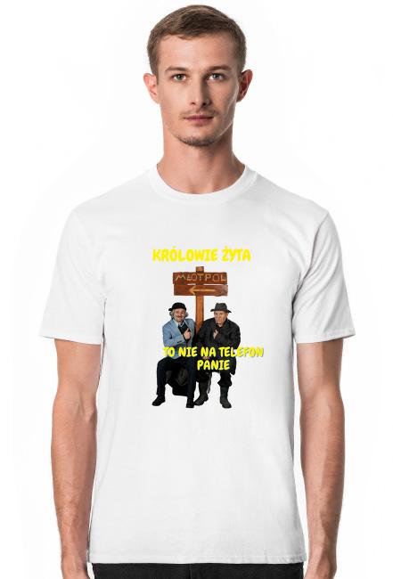Koszulka - To Nie Na Telefon Panie