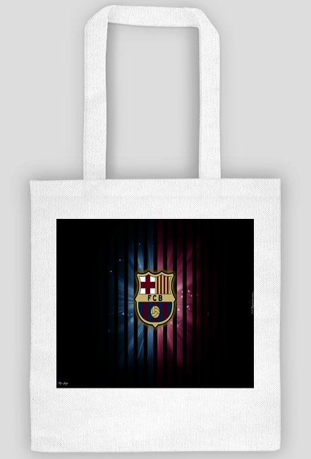 Torba z nadrukiem FC BARCELONA