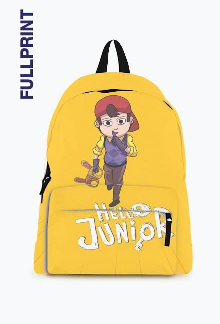 Plecak - Hello Junior
