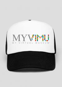 Czapeczka z logo MyViMu