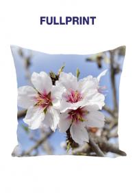 Mala poduszka jasiek full print Kwiat migdalowca