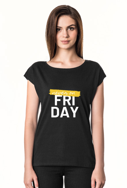 Never On Friday (Yellow)