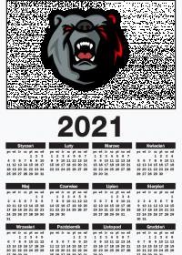 Niedźwiedzi Kalendarz