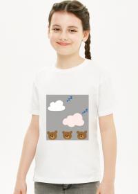 Koszulka piżama dla dzieci