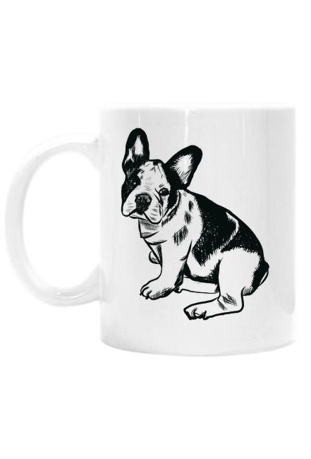 kubek bulldog francuski