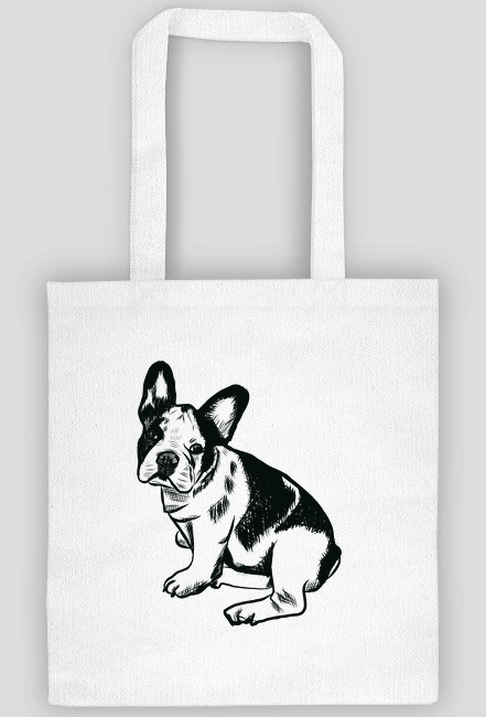 torba bulldog francuski