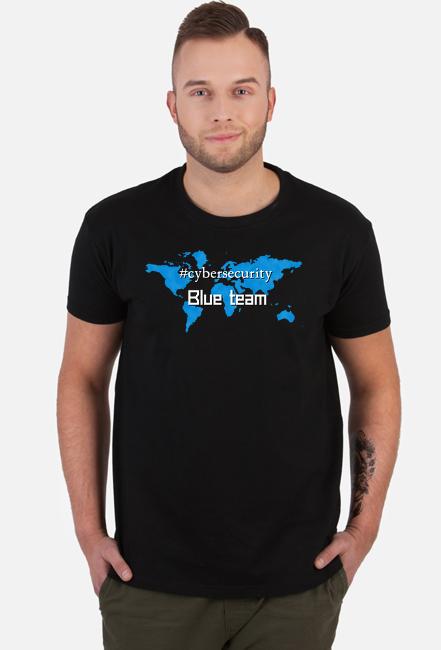 Koszulka BLUE TEAM