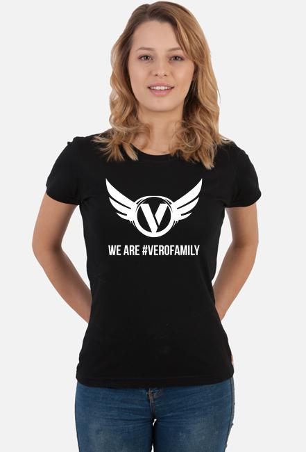#VEROFamily Koszulka Damska