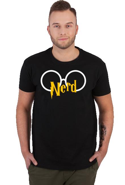 Koszulka Męska - Nerd