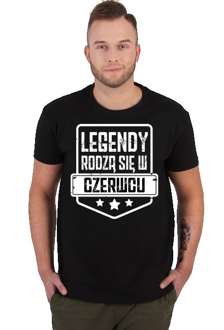 Koszulka Męska - Legendy Czerwiec