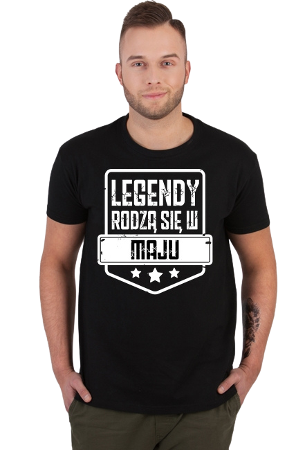 Koszulka Męska - Legendy Maj