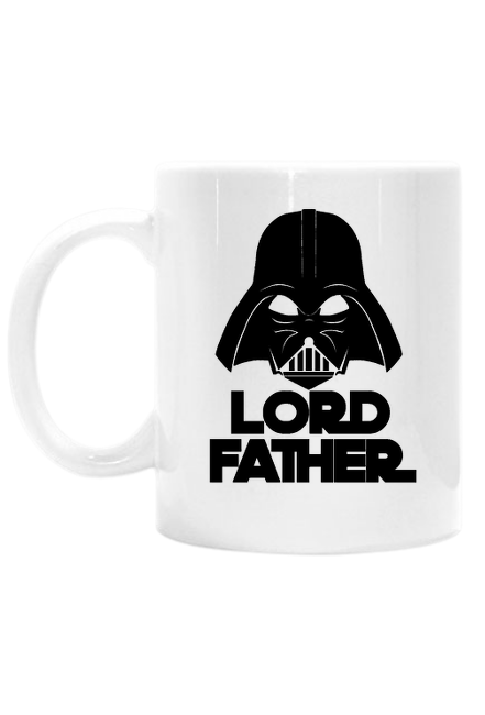 Kubek - Lord Father (Prezent dla Taty)