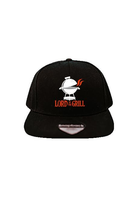Czapka SnapBack - Lord Grilla (Wyjątkowy Prezent dla Ojca)