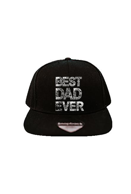 Czapka - Best Dad Ever (Prezent dla Taty)