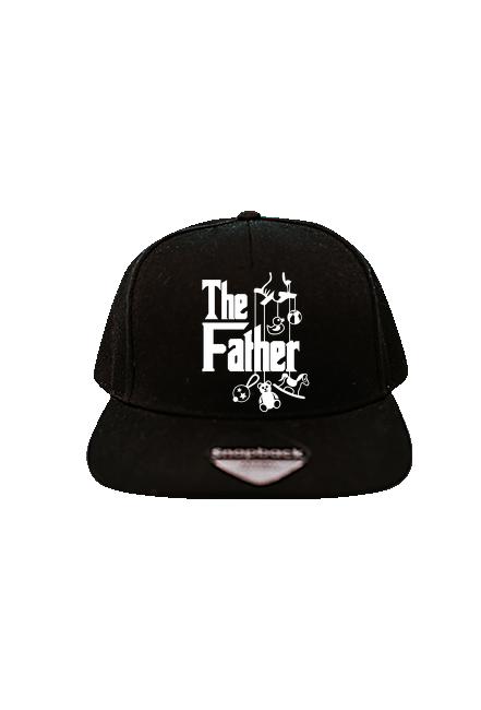 Koszulka Męska - Ojciec (Prezent dla Tatusia)