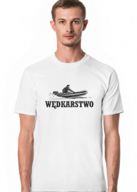 Wędkarz. Prezent dla Wędkarza. Koszulka dla Wędkarza. Co na prezent dla Wędkarza?