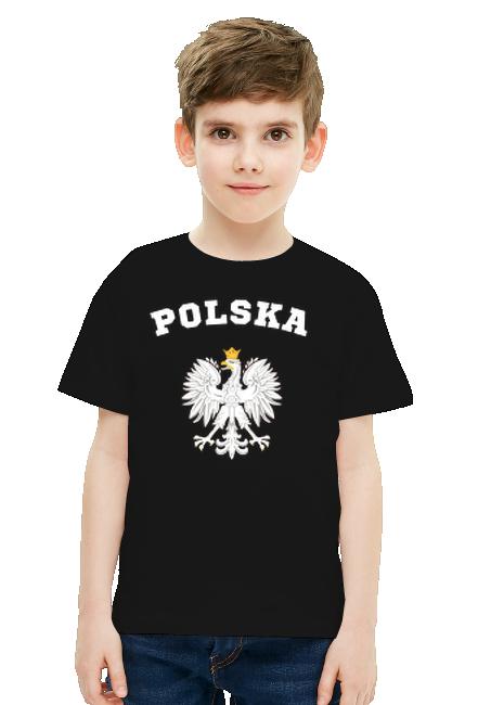 Koszulki na Euro2020 - Polska - Syn