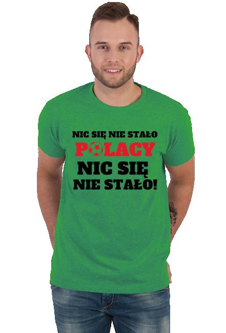Koszulki na Euro2020 - Polacy, nic się nie stało