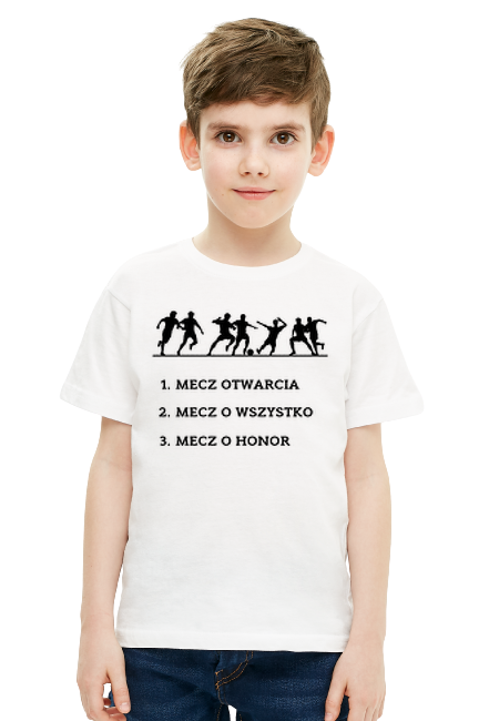 Koszulki na Euro2020 - Mecz o Honor