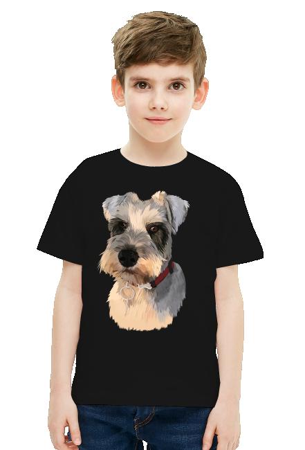 Koszulka z twoim psem Mona