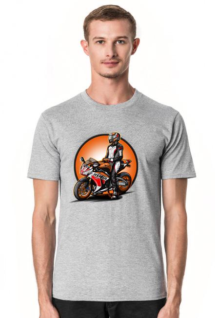 Honda cbr1000rr Repsol koszulka