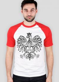 Patrotyczna koszulka Orzel bialy