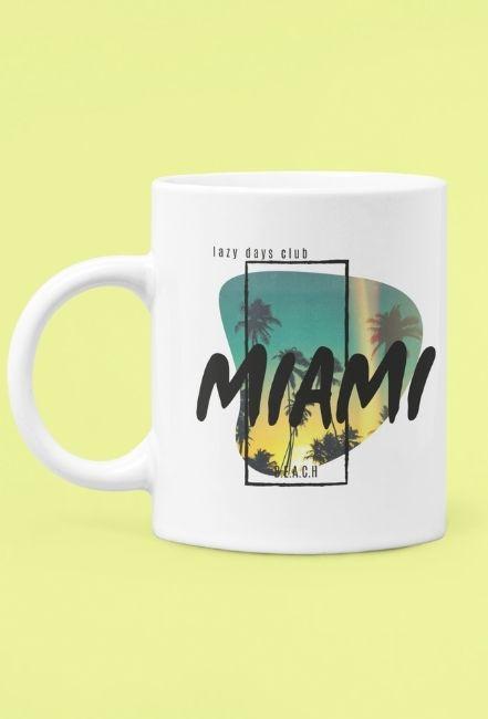 Kubek - Miami