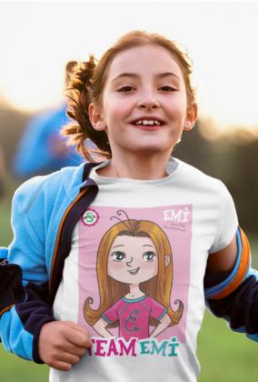 Koszulka dziecięca team Emi