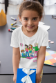 Koszulka dziecięca Emi i Tajny Klub Superdziewczyn