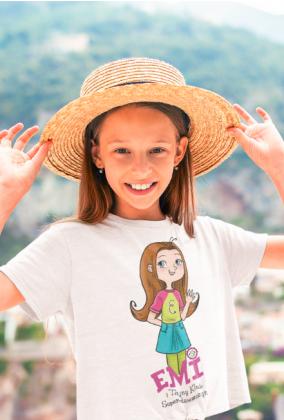Koszulka dziecięca Emi