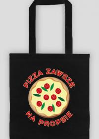 Pizza Zawsze Na Propsie - Torba na zakupy