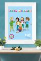 Plakat Emi i Tajny Klub Superdziewczyn - Jestem Megafanką pion